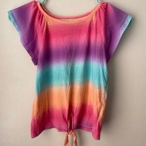 Cute girls blouse size 7/8